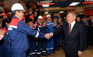 Nazarbaev